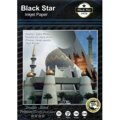 فتوگلاسه 160 گرم دورو A4 - Black Star