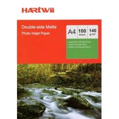 کوتد 140 گرم دورو 100برگی A4 - Hartwii