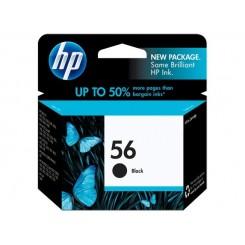 کارتریج جوهرافشان طرح HP56