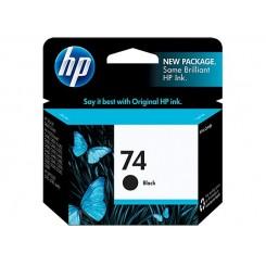 کارتریج جوهرافشان طرح HP74