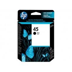 کارتریج جوهرافشان طرح HP45 مشکی