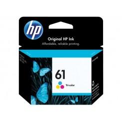 کارتریج جوهرافشان طرح HP61 رنگی