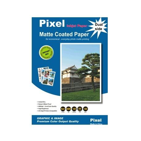 کوتد 140 گرم دورو A4 - Pixel