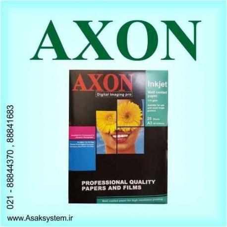 کوتد 170 گرم A3 - Axon
