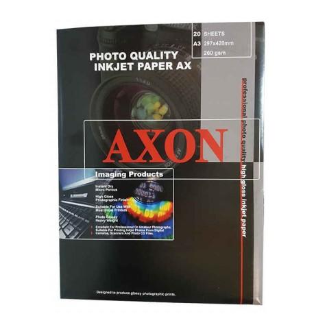 فتوگلاسه 260 گرم A3 - Axon
