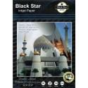 فتوگلاسه 160 گرم دورو A3 - Black Star