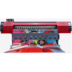 دستگاه چاپ اکوسالونت عرض 1.8m مدل Refretonic TR180