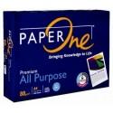 کاغذ تحریر 80 گرم A4 - PaperOne