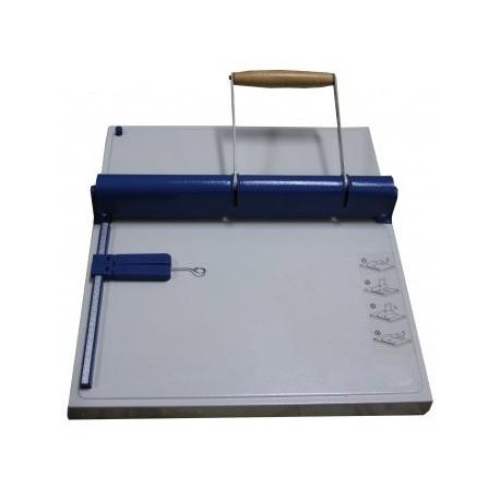 دستگاه دوکاره خط تا و پرفراژ دستی تا عرض 45سانتی متر