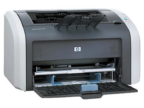 پرینتر اچ پی لیزری - سیاه و سفید - مدل HP LaserJet 1010