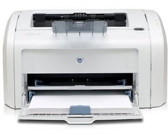 پرینتر اچ پی لیزری - سیاه و سفید - مدل HP LaserJet 1015