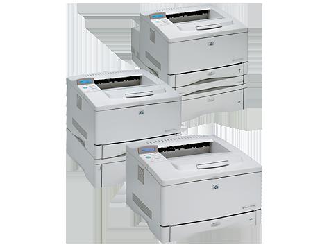 HP LaserJet 5000 - 5100 Series