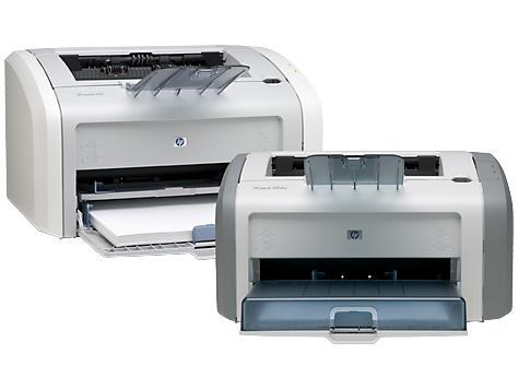 پرینتر اچ پی لیزری - سیاه و سفید - مدل HP LaserJet 1020