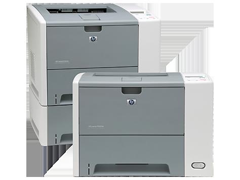 HP LaserJet 3005 Series