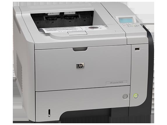 HP LaserJet Enterprise P3015d Printer