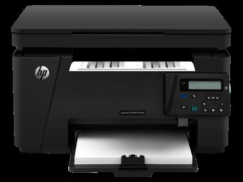 HP LaserJet Pro MFP M126 series