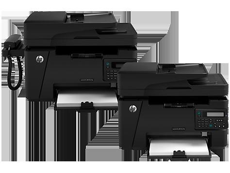 HP LaserJet Pro MFP M127 series