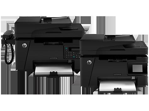 HP LaserJet Pro MFP M128 series