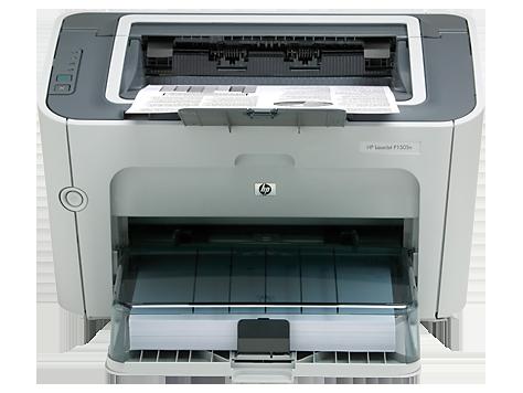 HP LaserJet 1505n - 1505
