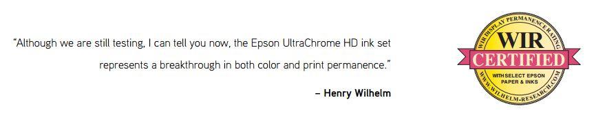 استاندارد کیفیت چاپ پلاتر اپسون P8000