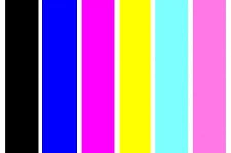 ست کامل شش رنگ (C M Y K LC LM)